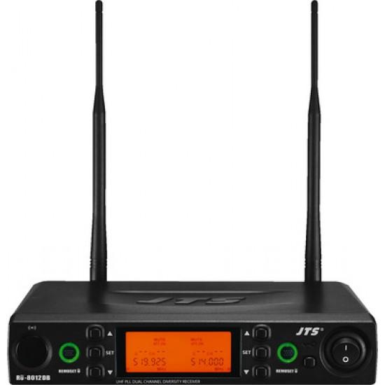 Set Microfon Lavaliera Wireless JTS RU-8011DB/5/RU-850LTB/5/CM-501