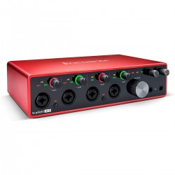 Interfata audio USB  FOCUSRITE SCARLETT 18I8 3RD GEN