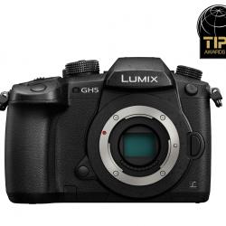 PANASONIC LUMIX DC-GH5 (GH5) Mirrorless MFT Digital Camera 6K Body