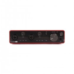 Interfata audio Focusrite Scarlett 4i4 3rd Gen
