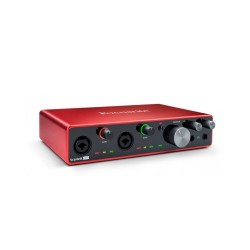 Interfata audio USB  FOCUSRITE SCARLETT 8I6 3RD GEN