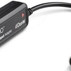 Adaptor audio Dante AVIO 1 canal ieșire analog