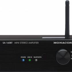 Amplificator audio cu Bluetooth SA-160BT