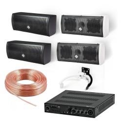 Sistem Acoustic Density Terasa 4P2.3F