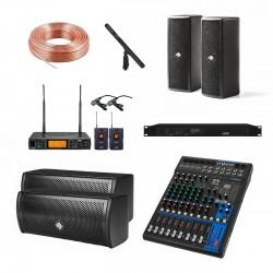 """Sistem Audio - Biserică Tradițională """"S"""""""