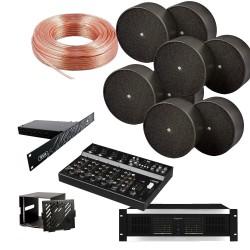 Sistem Acoustic Density INDUSTRIAL