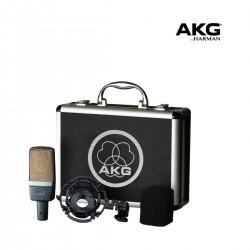 Set microfon pentru studio AKG C214