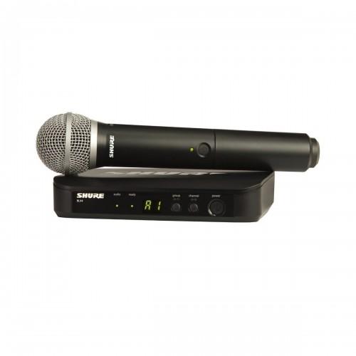 Microfon Wireless Shure BLX24/PG58