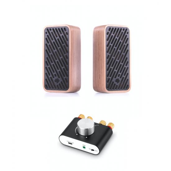 Set Estelio H41+ Amplificator HI-FI