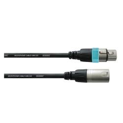 Cablu mufat CORDIAL CCM 10 FM