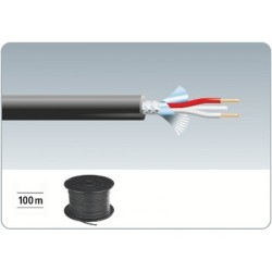 Cablu DMX IMG STAGE LINE CDMX-3