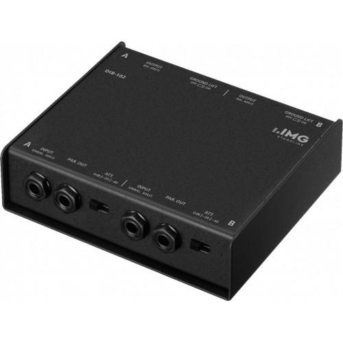 DI Box IMG Stageline DIB-102