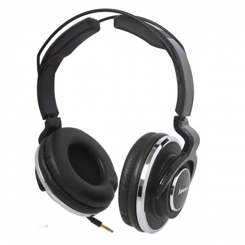 Casti audio Superlux HD-631 DJ, negre