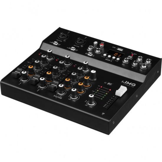 Mixer audio, IMG StageLine, MXR-4, 4 canale