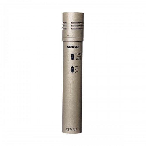 Microfon Instrument Shure KSM 137