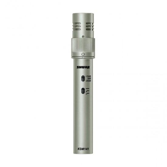 Microfon Instrument Shure KSM 141-SL