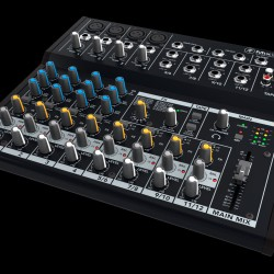 Mixer analog Mackie Mix12FX