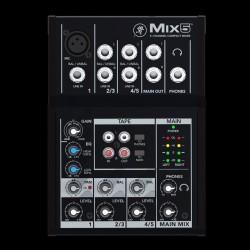 Mixer analog Mackie Mix5