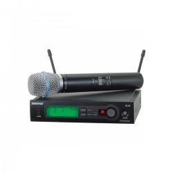 Microfon de Mana Wireless Shure SLX24/Beta87A