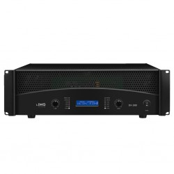 Amplificator stereo, Stage Line, STA-3000, Negru